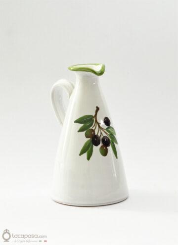 CORATINA - Oliera bomboniera ceramica