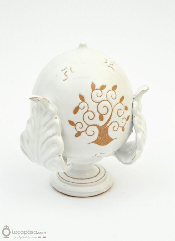 ULIVO - Pumo in ceramica
