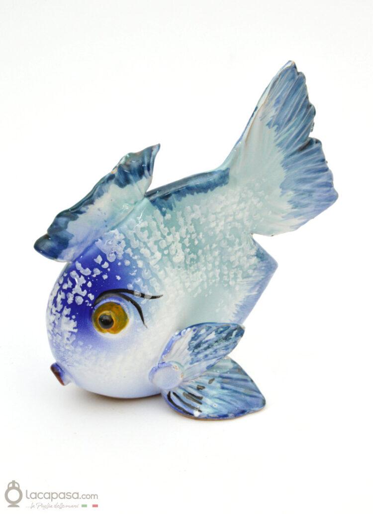 ZERRO - Pesce in ceramica