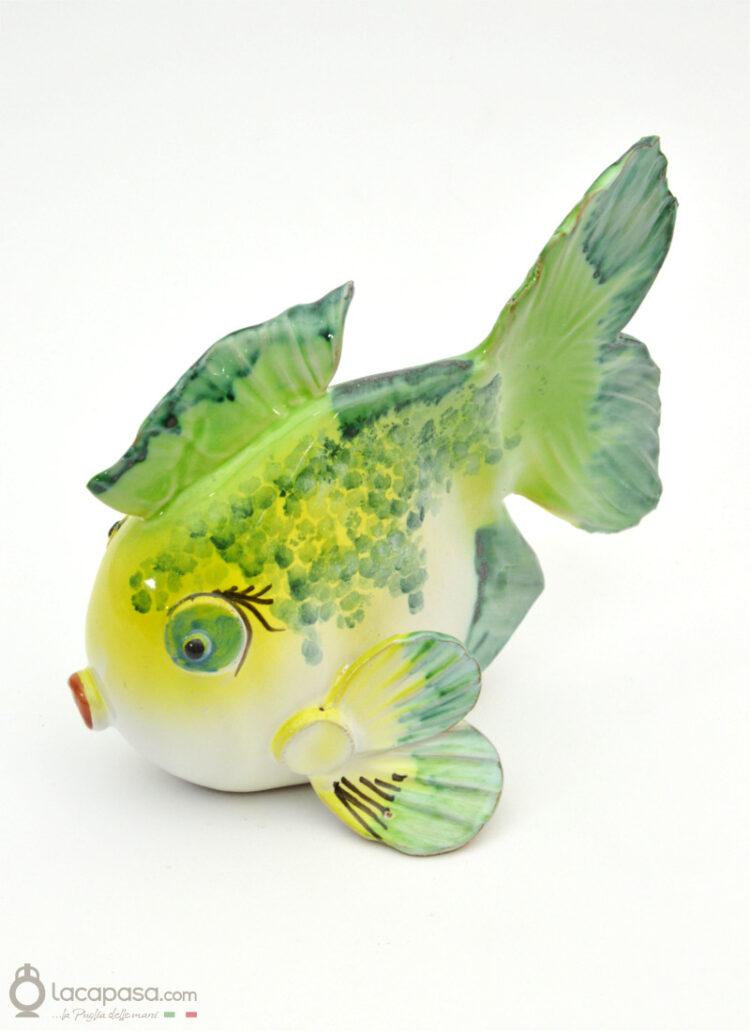 SALPA - Pesce in ceramica