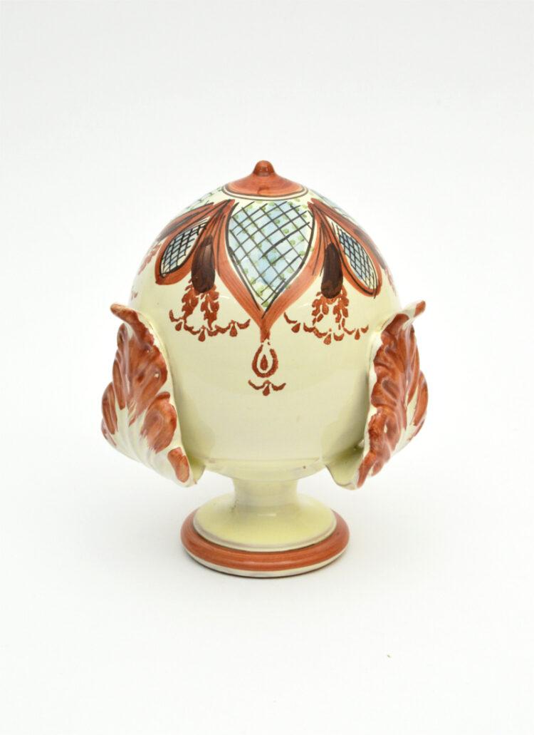 GERANIO - Pumo in ceramica