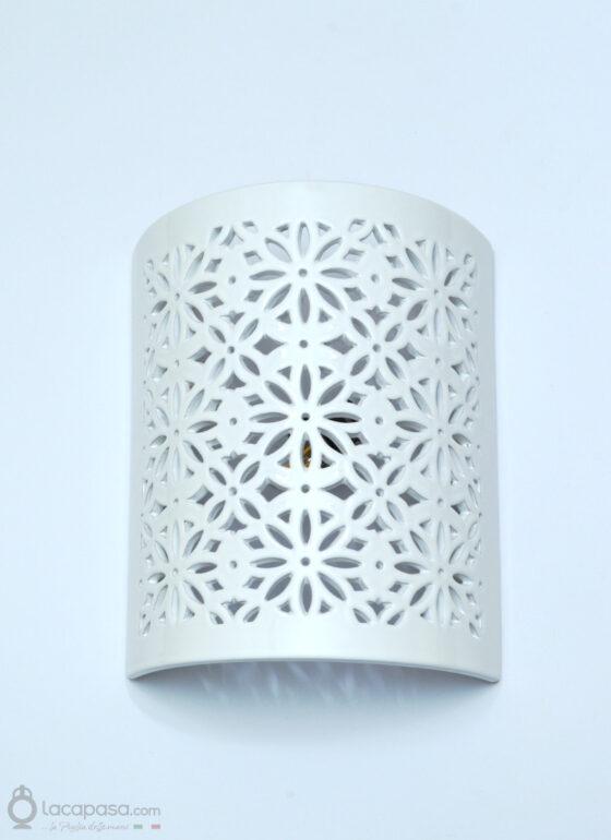 ORIONE - Applique da parete in ceramica