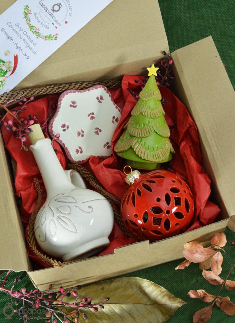 ABETE NOBILE - GiftBox Natale