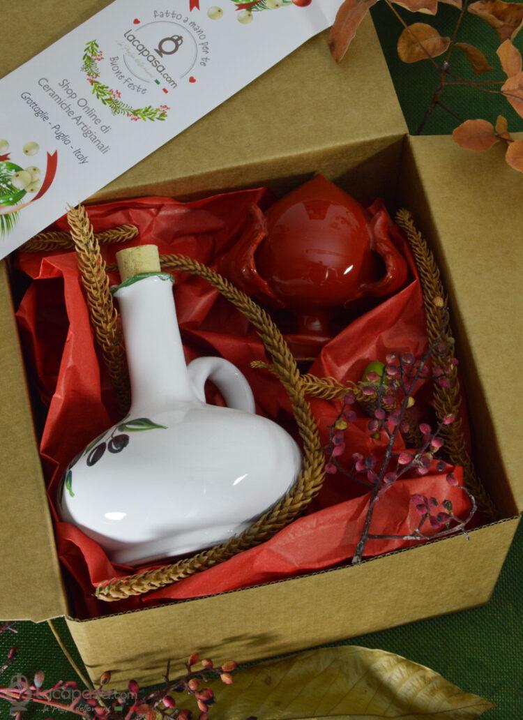 ABETE BIANCO - GiftBox Natale