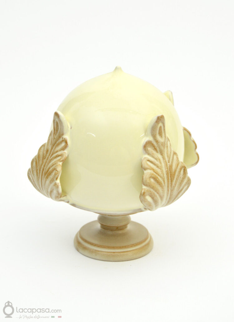ZENZERO - Pumo in ceramica