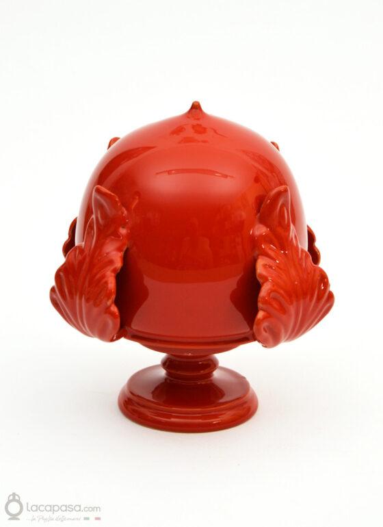 AGRIFOGLIO - Pumo in ceramica
